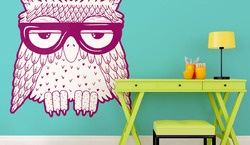 Owl - Owl in glasses